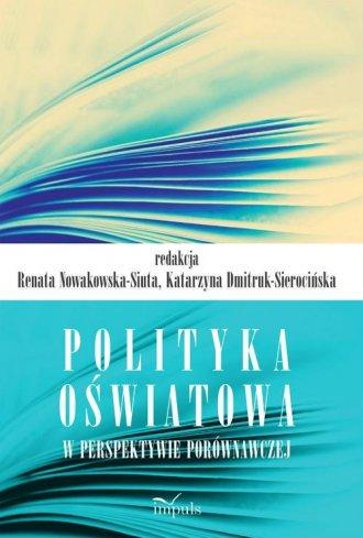 Polityka oświatowa w perspektywie - okładka książki