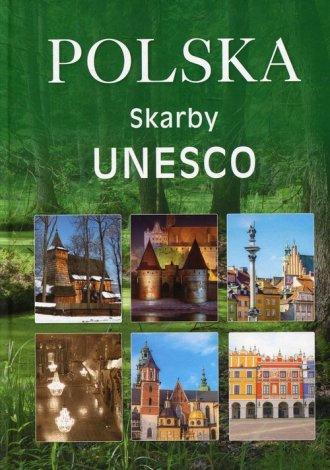 Polska. Skarby UNESCO - okładka książki