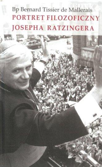 Portret filozoficzny Josepha Ratzingera - okładka książki