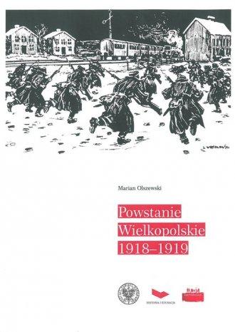 Powstanie Wielkopolskie 1918-1919 - okładka książki