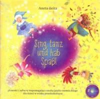 Sing tanz und hab Spaß (+ CD) - okładka podręcznika