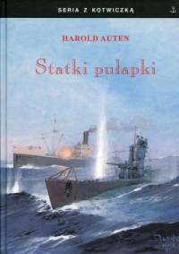 Statki pułapki. Seria z kotwiczką - okładka książki