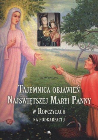 Tajemnica objawień Najświętszej - okładka książki