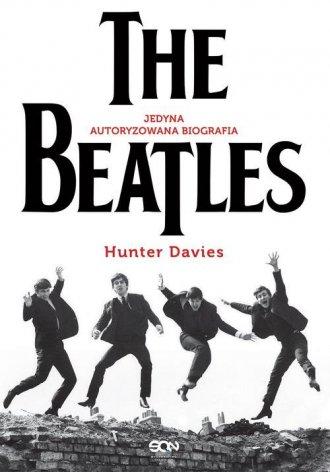 The Beatles. Jedyna autoryzowana - okładka książki