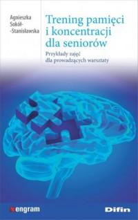 Trening pamięci i koncentracji - okładka książki