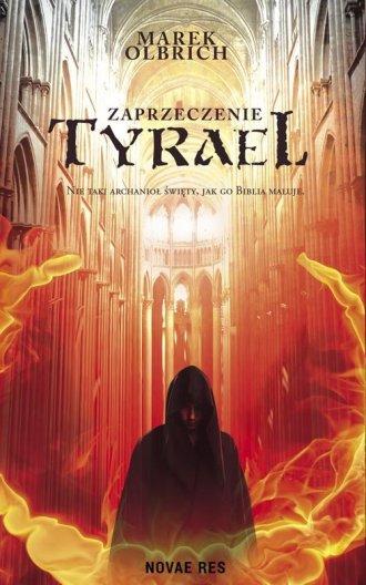 Tyrael. Zaprzeczenie - okładka książki