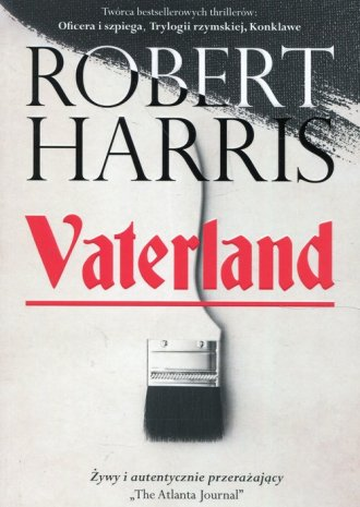 Vaterland - okładka książki