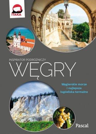 Węgry. Inspirator podróżniczy - okładka książki