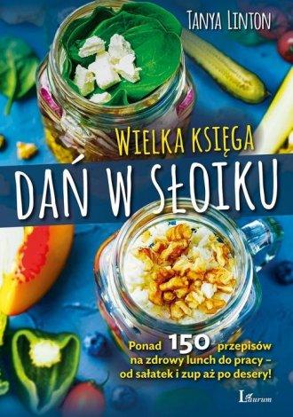 Wielka księga słoików. Ponad 150 - okładka książki