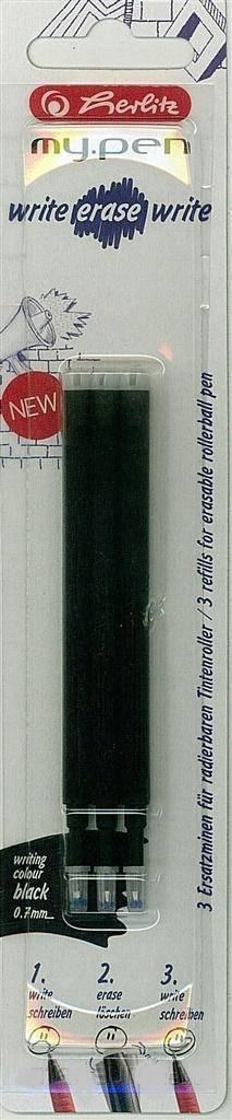 Wkład do długopisu My.Pen Czarny - zdjęcie produktu