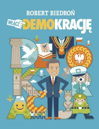 Włącz DEMOkrację - okładka książki