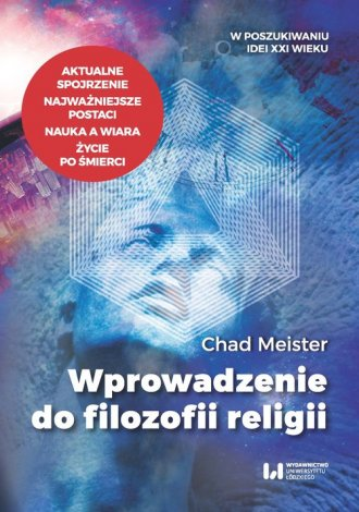 Wprowadzenie do filozofii religii - okładka książki