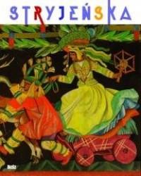 Zofia Stryjeńska - okładka książki
