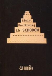 16 schodów - okładka książki