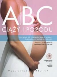ABC ciąży i porodu - Angelika Tiefenbacher - okładka książki