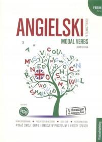 Angielski Modal verbs metodą w tłumaczeniach - okładka książki