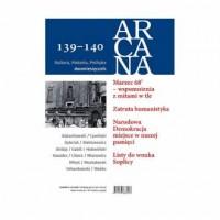 ARCANA nr 139-140 - Andrzej Waśko - okładka książki