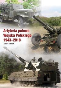 Artyleria polowa Wojska Polskiego - okładka książki