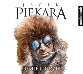 Bestie i ludzie - pudełko audiobooku