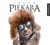 Bestie i ludzie - Jacek Piekara - pudełko audiobooku