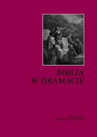 Biblia w dramacie - okładka książki