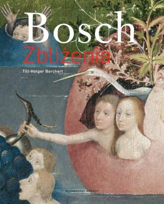 Bosch. Zbliżenia - okładka książki