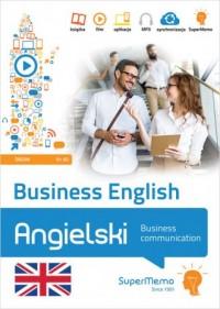 Business English Business communication (poziom średni B1-B2) - okładka książki