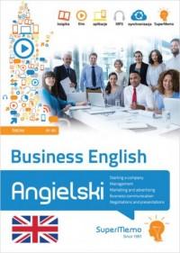 Business English komplet 5 kursów (poziom średni B1-B2) - okładka książki