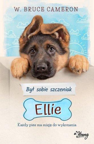 Był sobie szczeniak 1 Ellie - okładka książki