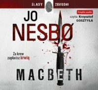 Macbeth (CD mp3) - Jo Nesbo - pudełko audiobooku