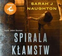 Spirala kłamstw (CD mp3) - Sarah - pudełko audiobooku
