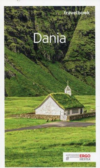 Dania. Travelbook - okładka książki