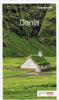 Dania. Travelbook - Peter Zralek - okładka książki