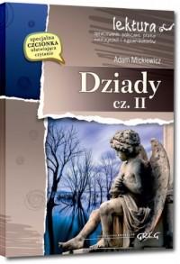 Dziady cz. II - okładka książki