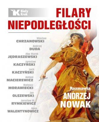 Filary niepodległości cz. 2 - okładka książki