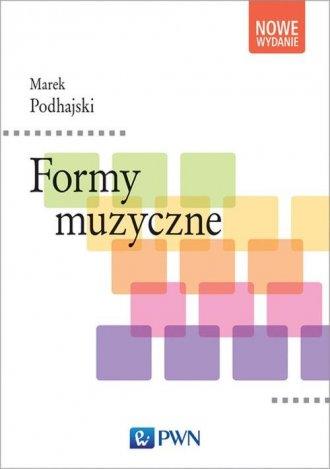 Formy muzyczne - okładka książki