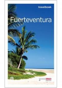 Fuerteventura Travelbook - okładka książki