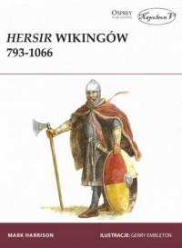 Hersir wikingów 793-1066 - okładka książki
