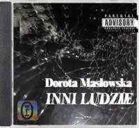 Inni ludzie - Dorota Masłowska - okładka książki