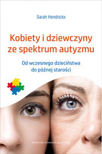 Kobiety i dziewczyny ze spektrum - okładka książki
