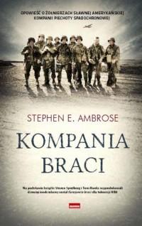 Kompania braci - okładka książki