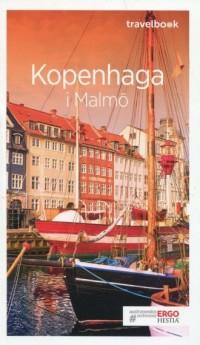 Kopenhaga i Malmo. Travelbook - - okładka książki
