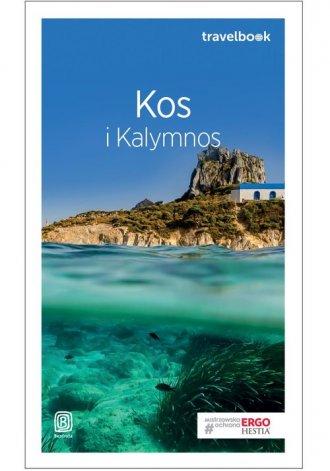 Kos i Kalymnos Travelbook - okładka książki