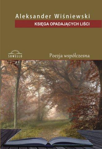 Księga opadających liści. Seria: - okładka książki