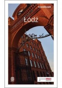 Łódź. Travelbook - okładka książki