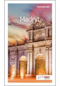 Madryt Travelbook - okładka książki