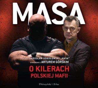 Masa o kilerach polskiej mafii - pudełko audiobooku