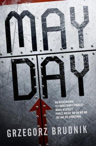 Mayday - okładka książki