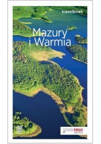 Mazury i Warmia. Travelbook - okładka książki