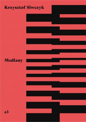 Mediany - okładka książki